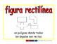 rectilinear figure/figura rectilinea geom 2-way blue/rojo