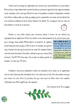 recueil de textes d'opinion 3eme cycle