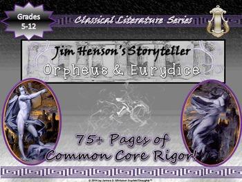 Greek and Roman Mythology Orpheus & Eurydice Jim Henson's Storyteller