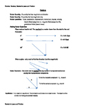 regents physics review sheets