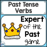 regular and irregular past tense game