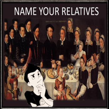 Your relatives – ESL adult and kids conversation