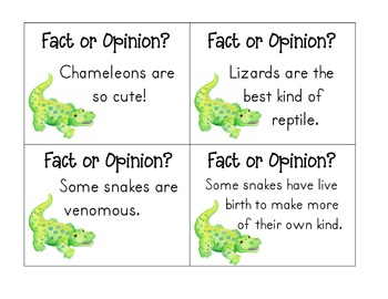 reptiles: math and literacy activities