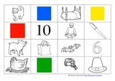 review phonics and colors