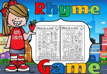 rhyme game(free)