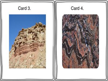 rock schavenger hunt for 3rd graders