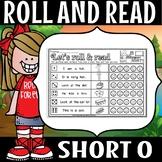 cvc roll and read short  o