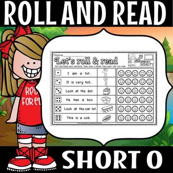 cvc roll and read short  o