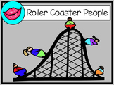 roller coaster people