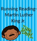 running reading- martin luther king jr.