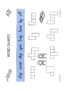 s and final blends Activity Pack
