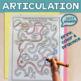 s-blends articulation One Stop Artic activity no prep