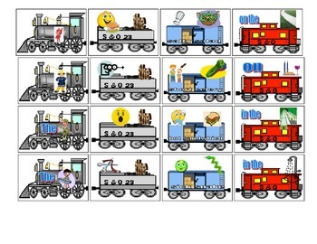 /s/ & /sh/ sound activity train in French and English