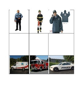 safety personnel and vehicle match