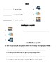 saludos y despedidas worksheets & vocabulary list at the end