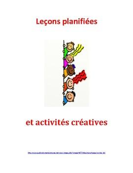 Sample of fslteacherresources creative activities lessons
