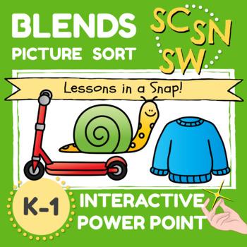 BLENDS PICTURE SORT sc sn sw