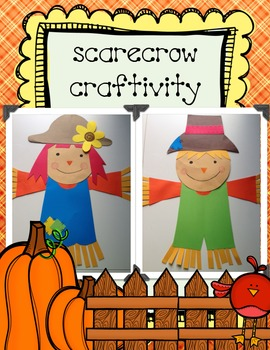 scarecrow craft pack