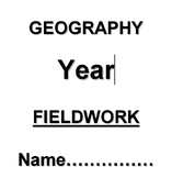 school grounds geography skills project fieldwork map