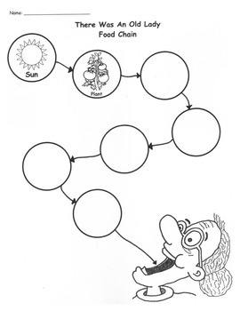 """science - Food Chain using """"There was an Old Lady who Swallowed..."""""""