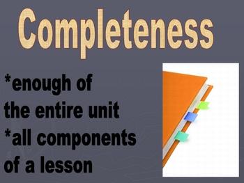 science notebooks presentation