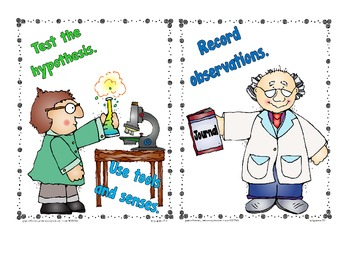 scientist mini-posters