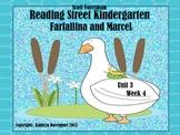 Scott Foresman Reading Street Kindergarten Unit 3 Week 4 F