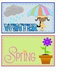 seasons anchor charts