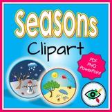 Seasons Clip art