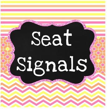 seat signals