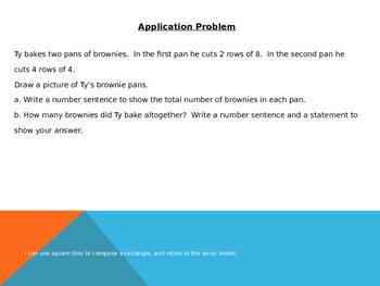 second grade math module 6 lesson 11