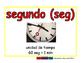second/segundo meas 2-way blue/rojo