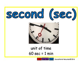 second/segundo meas 2-way blue/verde