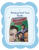 "self-grading google drive quizzes for ""Breaking Point"", Bluford Series Novel"