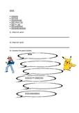 self-introduction worksheet