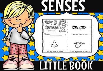 senses little reader