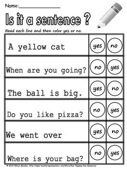 free sentences