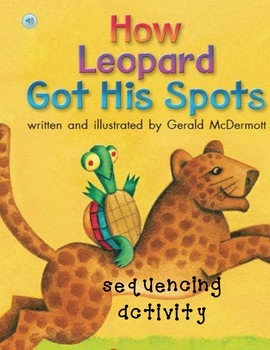 sequencing activity - How Leopard Got His Spots