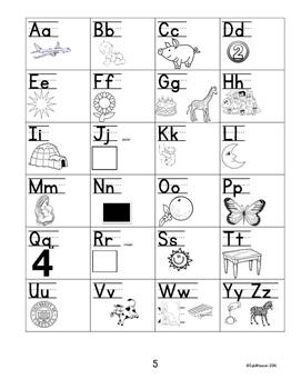 set 2 : le livre des syllabes simples
