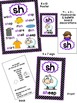 sh Phonogram Book & Poster Pack with Phonics Practice