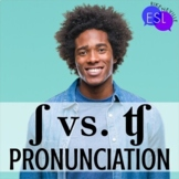 Phonics and Pronunciation for ADULT ESL Sounds of SH / CH