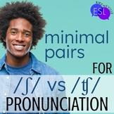 SH CH Pronunciation for Adult ESL