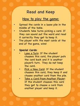 sh, th, ch card games