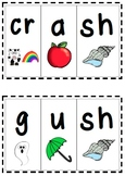 /sh/ word cards