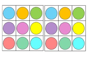 shape bingo(Free-feedback challenge)