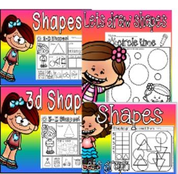 shapes bundle