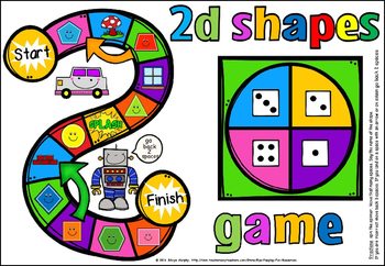 shapes game and activities(free)