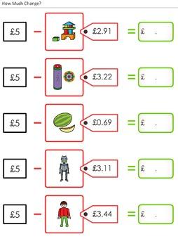 shopping maths