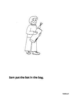 short a reader - Sam