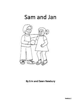 short a reader - Sam and Jan